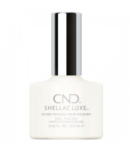 CND Shellac Luxe - Studio White